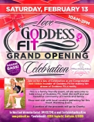 Goddess Fit Grand Opening